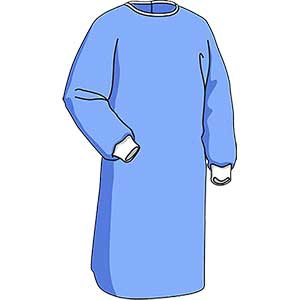 GripProtect® Level 2 Isolation Gown