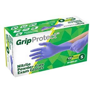 GripProtect® Precise Nitrile Powder-Free Exam Gloves